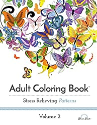 33 Relaxing Adult Coloring Books