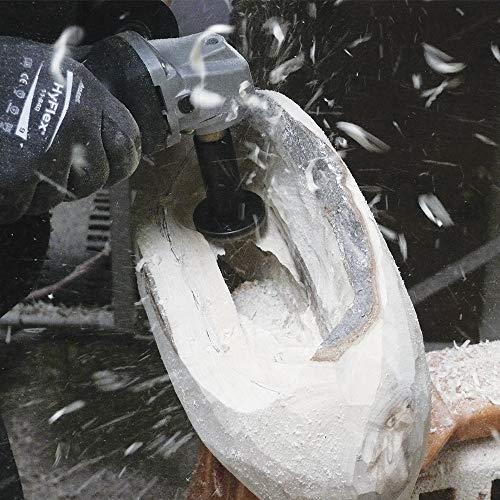 ARBORTECH Mini TURBO | Ø 50 mm Hartmetall Frässcheibe für Winkelschleifer zur Holzbearbeitung