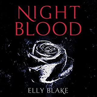 Nightblood     The Frostblood Saga, Book 3              By:                                                                                                                                 Elly Blake                               Narrated by:                                                                                                                                 Jennifer English                      Length: 12 hrs and 9 mins     16 ratings     Overall 4.7