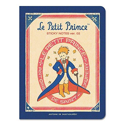 7321design Sticky note Ver. 2segnalibri, memo note fogli set Little Prince