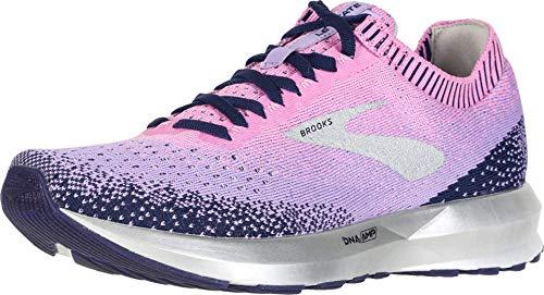 Brooks Levitate 2, Zapatillas de Running Mujer, Rosa (Lilac/Purple/Navy 509), 39 EU
