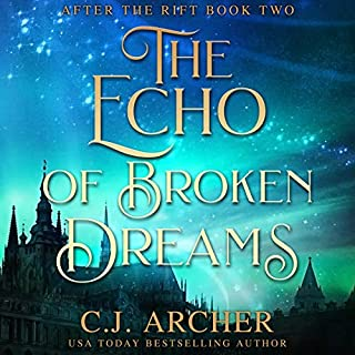 The Echo of Broken Dreams cover art