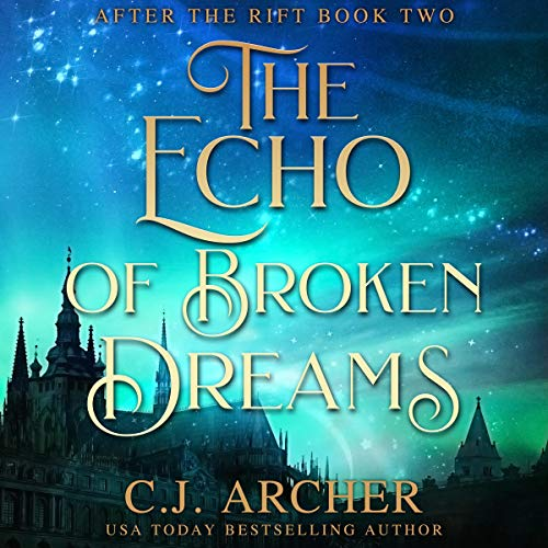 The Echo of Broken Dreams audiobook cover art
