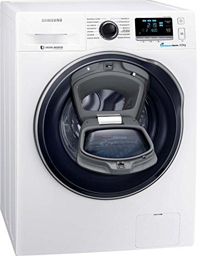 Samsung WW8GK6400QW/EG Waschmaschine / A+++ / 8 kg / 1400 UpM / SchaumAktiv / Trommelreinigung /...