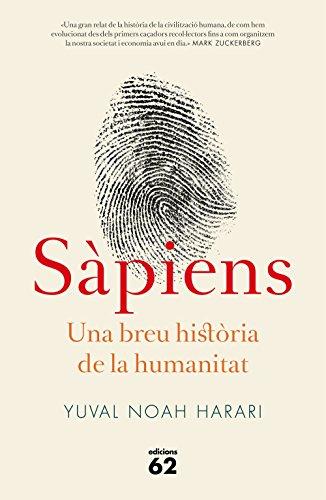 Sàpiens (edició rústica): Una breu història de la humanitat (Llibres a l'Abast)
