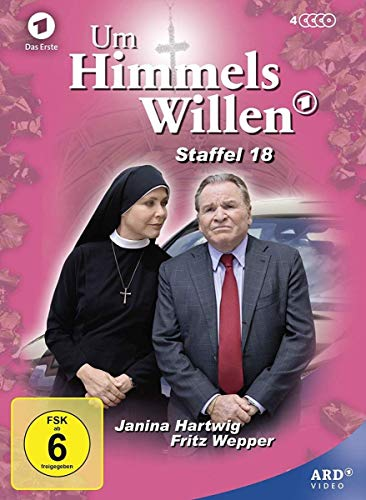 Um Himmels Willen - Staffel 18 (4 DVDs)