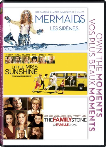 Mermaids / Little Miss Sunshine / The Family Stone (Triple Feature)