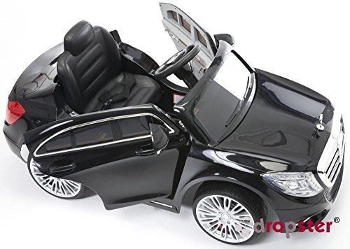 RC Auto kaufen Kinderauto Bild 2: Mercedes S600 Kinder-Elektroauto, Luxuslimousine, 2x35 Watt, 5 km/h, Licht- & Soundeffekte*