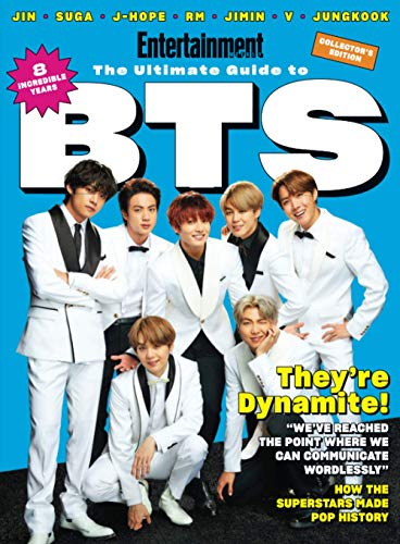 Entertainment Weekly The Ultimate Guide to BTS