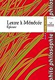 Lettre À Ménécée - Hatier - 29/08/2007