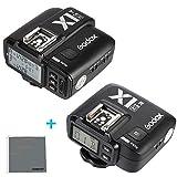 Best Nikon Ttl Flashes - Fomito Godox X1-N TTL 2.4GHz Wireless Radio Flash Review