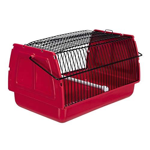 Trixie 5902 Transportbox, kleine Vögel/Kleintiere, 30 × 18 × 20 cm
