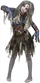 Fun World - Zombie Girl Costume