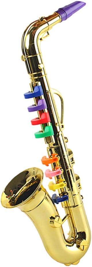 YIJU Musical Instrument Toy Saxophone Max 56% OFF Mini M San Jose Mall