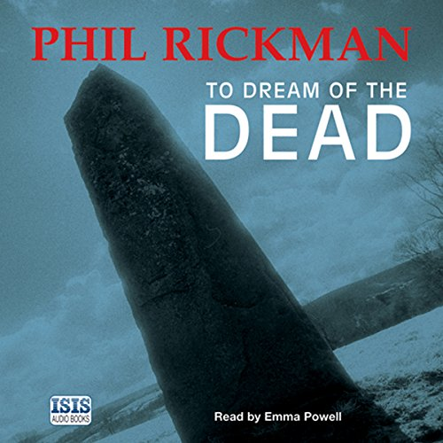 To Dream of the Dead audiobook cover art