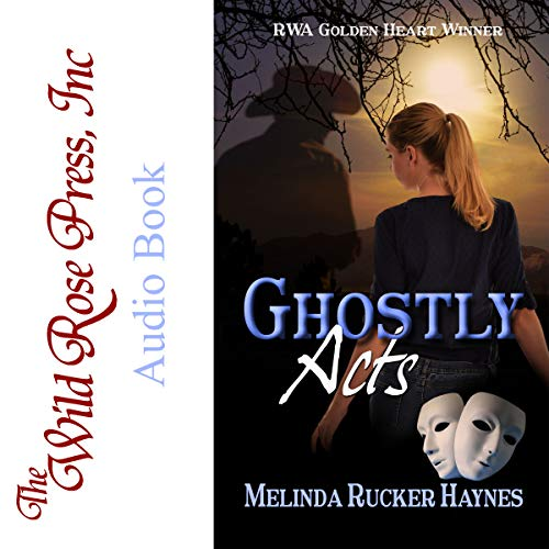 Ghostly Acts audiobook cover art