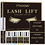 Kit de pestañas, Kit de Permanente de Pestañas, Maquillaje De Pestañas, Eye Lash Lift Herramientas de Maquillaje Curling de Pestañas, Lash Lift Long Lasting, Duradero y Natural