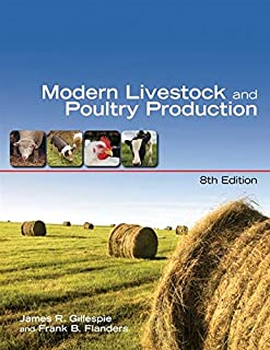 Modern Livestock and Poultry Production (Texas Science)