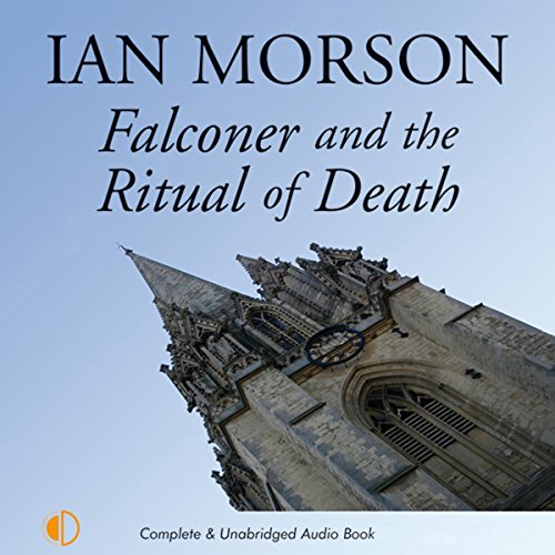 Falconer and the Ritual of Death  audiobook cover art