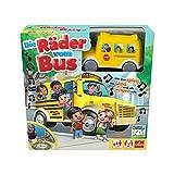 """Goliath 30932 witziges Kinderspiel passend zu dem beliebten Kinderlied """"Die Räder vom Bus"""" -ab 3 Jahren"""