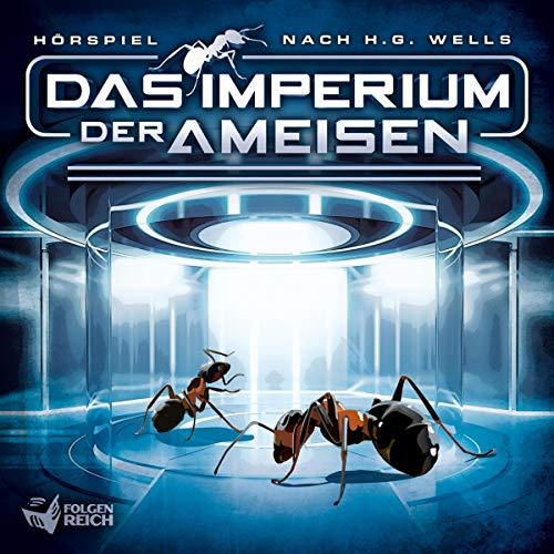 Das Imperium der Ameisen Titelbild