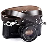 Genuine Leather Quick Release Compatible for all Cameras