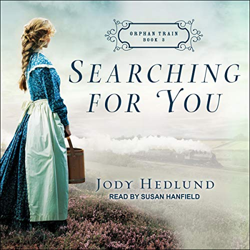 Searching for You audiobook cover art
