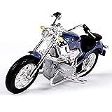 Modèle de moto en alliage 1:18 BMW de simulation,métal / plastique,kit de modèle...