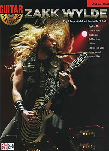 Guitar Play-Along Volume 150: Zakk Wylde: Play-Along, CD für Gitarre