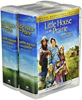 Little House on the Prairie Complete Series Collection (Bilingual)