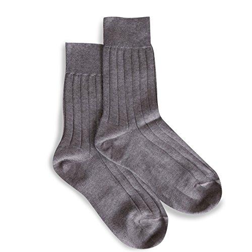 SANGIACOMO - 6 Paar Kinder Socken aus hochwertiger Fil d'Ecosse - DALLAS - 39-42