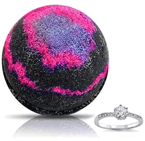 Galaxy Ring X-Large Bath Bomb by Soapie Shoppe, Ring...