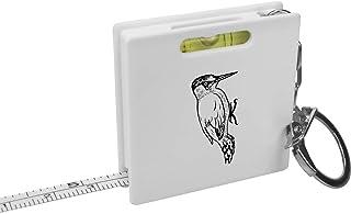 'Woodpecker' Keyring Tape Measure/Spirit Level Tool (KM00013690)