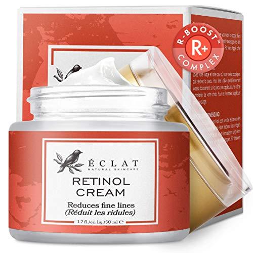 Advanced retinol anti ageing cream