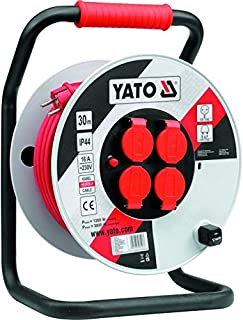 Yato Red Cabel Reel with Stand, YT-8108