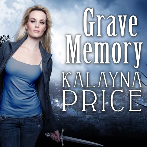 Grave Memory audiobook cover art