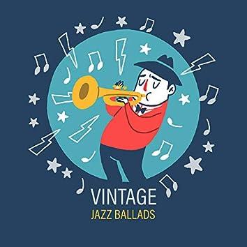 Vintage Jazz Ballads
