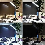 Zoom IMG-2 kwmobile lampada led da scrivania