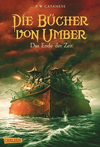 Die Bücher von Umber, Band 3: Das Ende der Zeit