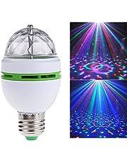 Ahagut Discobol E27 RGB LED partyverlichting feestverlichting voor thuis, familie, feest, club, bar, pub, bruiloft