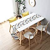HIQE-FL 8 pcs Tischdeckengewichte,Tischtuchklammern für Draußen,Stahlclips,Tischtuchhalter Garten,Edelstahl Tischtuchklammer,Tischdeckenbeschwerer,Tischdecke Gewichte - 4