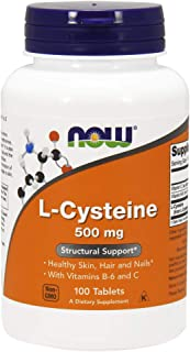 Best l cysteine 500 mg Reviews