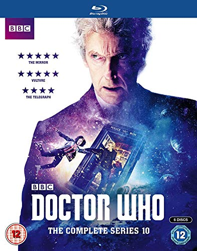 Doctor Who - Series 10 [Reino Unido] [Blu-ray]