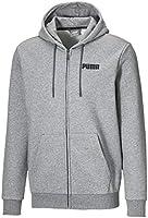 PUMA Essentials Full Zip Fleece Men's Hoodie