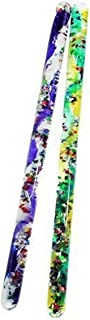 Toysmith Jumbo Spiral Glitter Wand 2 Pack