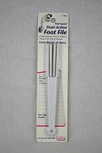 Pedifix Pedi-Quick Dual-Action Foot File 1 unit