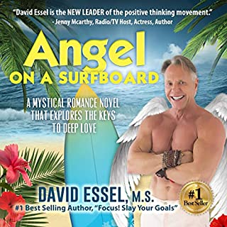 Angel on a Surfboard cover art