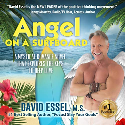 Angel on a Surfboard  By  cover art