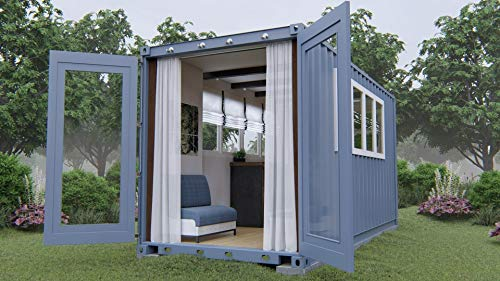 Momoco container home 1 bed 1
