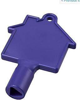 Bullet Maximilian House-Shaped Meter Box Key